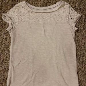 3T Girls Short Sleeve Shirt